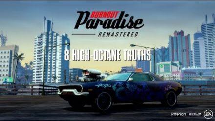 Vid�o : Burnoute Paradise Remastered Nintendo Switch : 8 vérités qui décoiffent