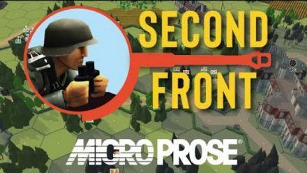 Vidéo : Second Front Announcement Teaser
