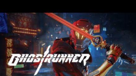 Vid�o : Ghostrunner | Metal OX Pack DLC Trailer