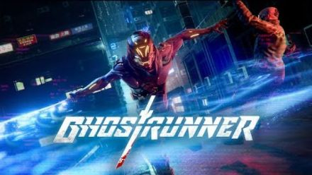 vidéo : Ghostrunner   Cinematic Trailer   2020  