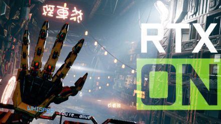 Vid�o : Ghostrunner : Gameplay maison 4K ULTRA RTX