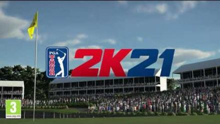 Vidéo : PGA Tour 2K21 - Teaser d'annonce