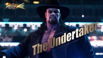 Vidéo : The King of Fighters All Star : Trailer WWE cinématique
