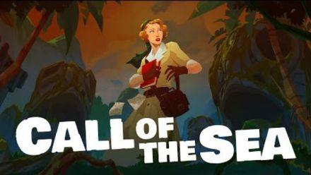 Vidéo : Call of the Sea Announcement Trailer