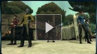Vidéo : Star Trek Online : Combat Trailer