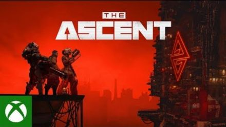 Vidéo : The Ascent | Xbox Series X | Reveal Trailer