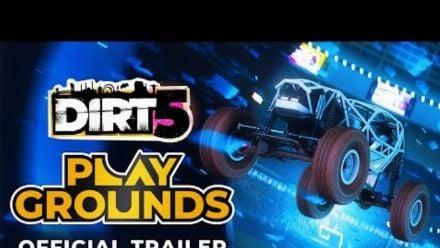 vidéo : DIRT 5 | Official Playgrounds Trailer | Arena Creator Mode! | Xbox Series X, PS5 [FR]