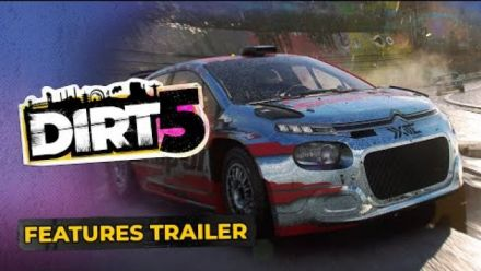 vid�o : DIRT 5 | Official Features Trailer