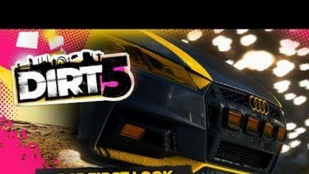 Vid�o : DIRT 5 : Les fonctionnalités de la version PS5