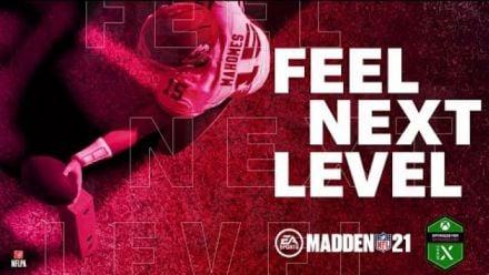 Vid�o : Madden NFL 21 | Xbox Series X