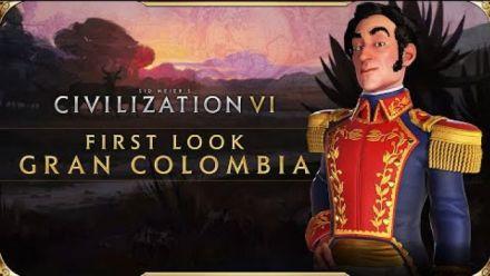 Vidéo : Civilization VI - First Look: Gran Colombia