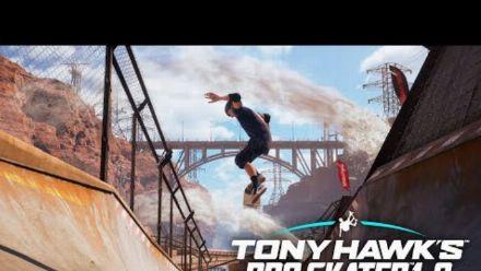 vid�o : Tony Hawk's Pro Skater 1 + 2 Launch Trailer
