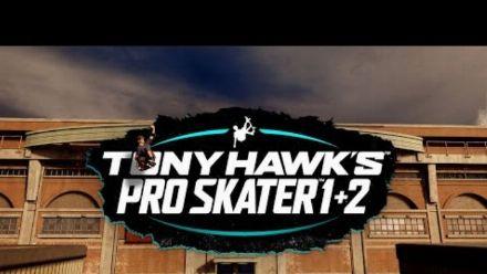 Vid�o : Tony Hawk's Skater 1+2 : Bande-annonce des versions next-gen