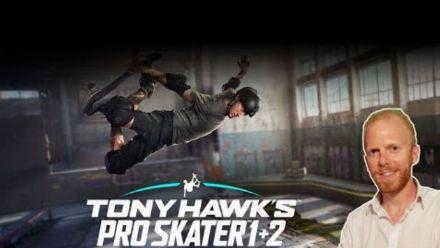vid�o : #GameblogLIVE : Découvrez Tony Hawk's Pro Skater 1+2 en notre compagnie !