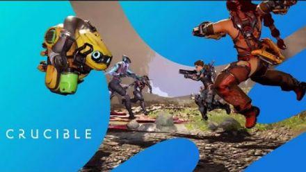 Vidéo : Crucible  Bande annonce de lancement
