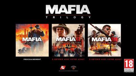 Vid�o : MAFIA TRILOGY : TRAILER DE LANCEMENT