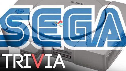 Vidéo : TRIVIA: Des jeux SEGA sur la première PlayStation, ça existe