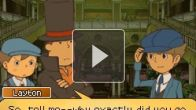 Vid�o : Professor Layton and the Unwound Future E3 Trailer