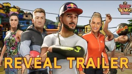 Vidéo : Street Power Football - Reveal Trailer