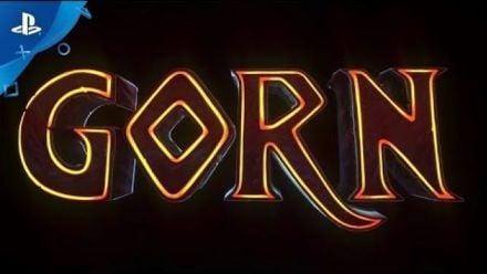 Vid�o : Gorn Trailer de lancement