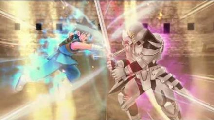 vidéo : Dragon Quest : The Adventure of Dai - Xross Blade - Trailer d'annonce