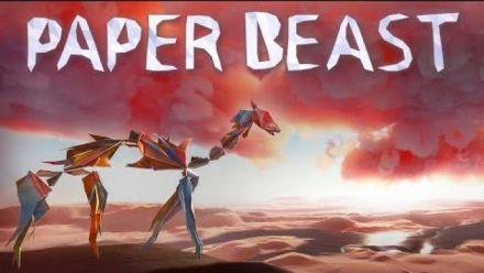 Vid�o : Paper Beast - Announcement Trailer PC