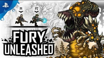 Fury Unleashed - Launch Trailer PS4