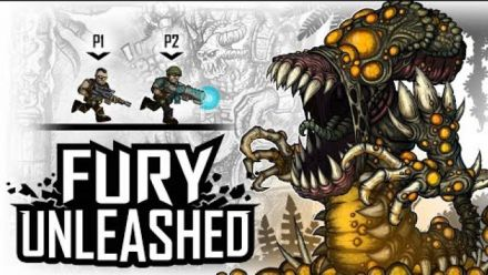 Fury Unleashed - 2019 Gameplay Trailer - Steam, Nintendo Switch, Xbox One, Playstation 4