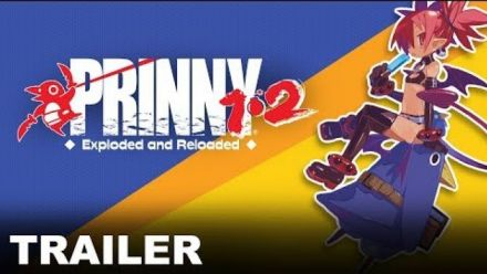 Vidéo : Prinny 1 & 2 Exploded and Reloaded : Trailer d'annonce, dood