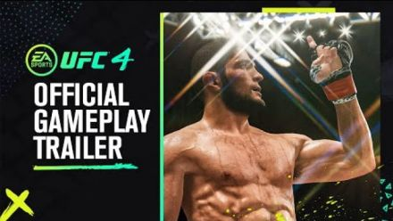 Vid�o : UFC 4 Official Gameplay Trailer