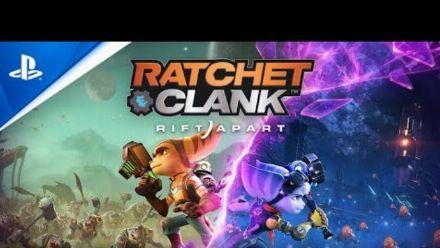 Ratchet & Clank Rift Apart : Bande-annonce de la date de sortie