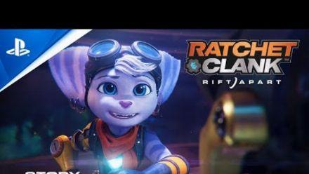 Ratchet & Clank: Rift Apart | Aperçu de l'histoire