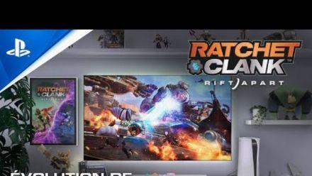 Ratchet & Clank : L'histoire de la série