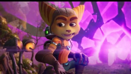 vidéo : Ratchet & Clank Drift Apart : Gameplay