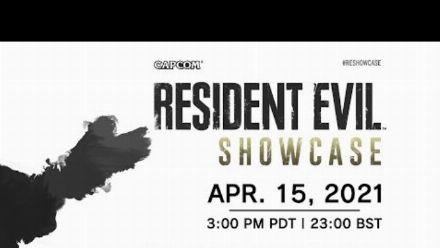 vidéo : Resident Evil Showcase : Teaser avril 2021