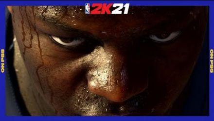 NBA 2K21: Teaser PS5 Officiel (Moteur du jeu)