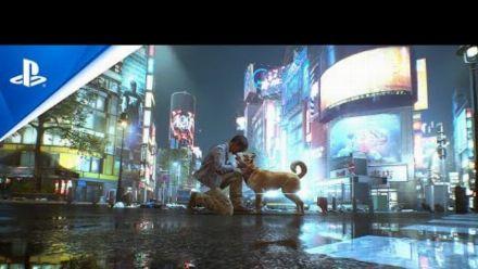 Vidéo : Ghostwire Tokyo : Pet the dog