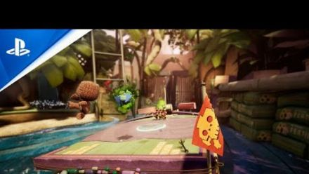 Vid�o : Sackboy: A Big Adventure - Launch Trailer | PS5