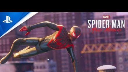 Vid�o : Marvel's Spider-Man: Miles Morales | Bande-annonce de lancement - VF | PlayStation