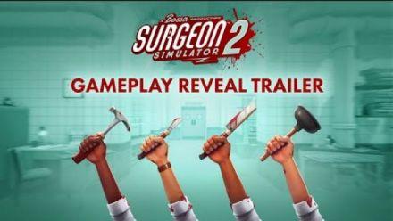 Vidéo : Surgeon Simulator 2: Gameplay Reveal Trailer