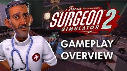 Vidéo : Surgeon Simulator 2: Gameplay Overview Trailer