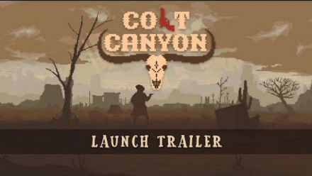 Colt Canyon : Trailer de lancement