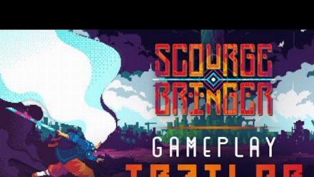 Vid�o : ScourgeBringer : Trailer de gameplay