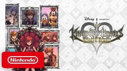 vidéo : Kingdom Hearts Melody of Memories : Trailer du Nintendo Direct