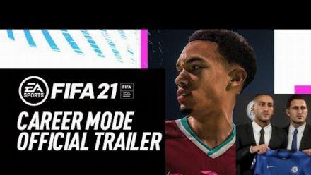 FIFA 21 | Bande-annonce officielle mode Carrière
