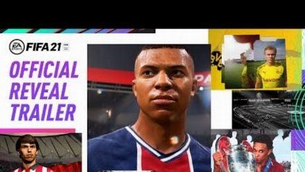 FIFA 21 montre son premier trailer