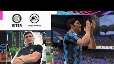 vidéo : INTER x FIFA 21 | Win As One ft Javier Zanetti