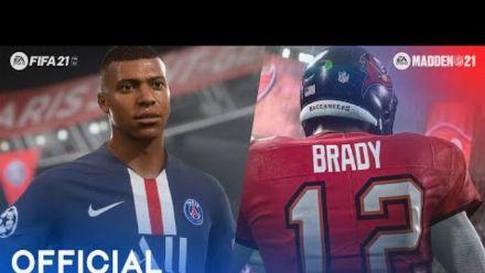 Ressentez l'ultra réalisme dans FIFA 21 et Madden 21 (PS5, Xbox Series X)