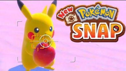 Vidéo : New Pokémon Snap : Trailer d'annonce