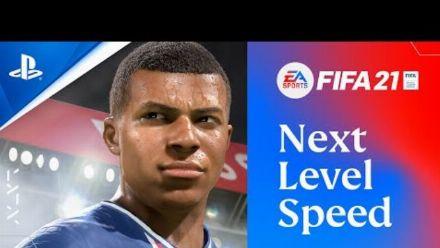 FIFA 21 | Vitesse de niveau supérieur sur PlayStation 5 | PS5